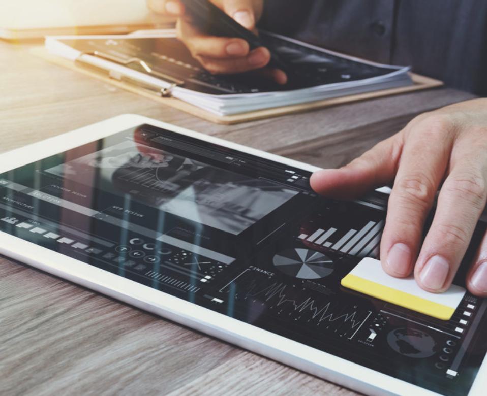 Stratégie digitale des banques de détail